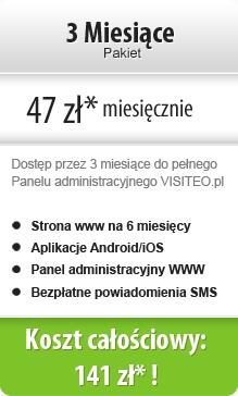 Pakiet 3 miesięczny 141 zł netto